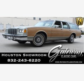 1985 Buick Electra Estate Wagon for sale 101092811