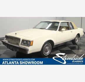 1985 Buick Regal Limited Coupe for sale 100992642