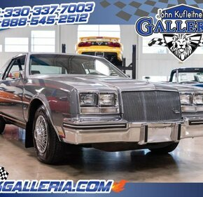 1985 Buick Riviera Coupe for sale 101171678