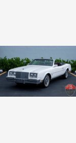 1985 Buick Riviera Convertible for sale 101329020