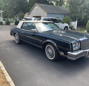 1985 Buick Riviera Coupe for sale 101460105