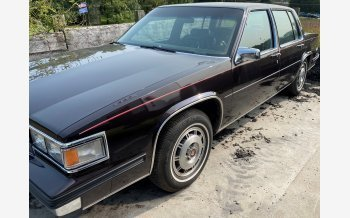 1985 Cadillac De Ville Sedan for sale 101394549