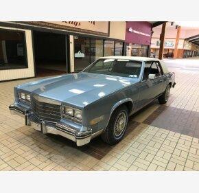 1985 Cadillac Eldorado Coupe for sale 100960662