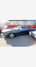1985 Cadillac Eldorado for sale 101185628