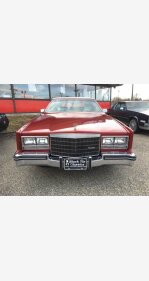 1985 Cadillac Eldorado for sale 101185677