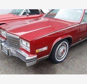 1985 Cadillac Eldorado for sale 101185677
