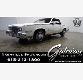 1985 Cadillac Eldorado Biarritz Convertible for sale 101236220