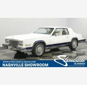 1985 Cadillac Eldorado for sale 101251549