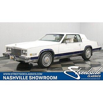 1985 Cadillac Eldorado for sale 101251549