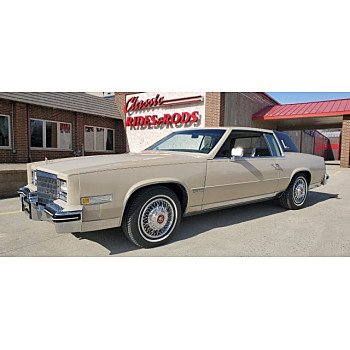 1985 Cadillac Eldorado Coupe for sale 101318240
