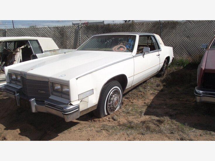 1985 Cadillac Eldorado for sale 101320364