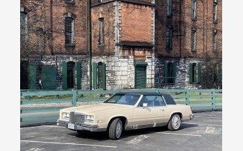 1985 Cadillac Eldorado Coupe for sale 101345442