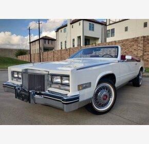 1985 Cadillac Eldorado Biarritz Convertible for sale 101350851