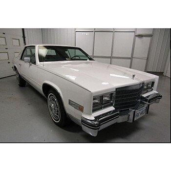 1985 Cadillac Eldorado Coupe for sale 101391425