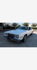 1985 Cadillac Eldorado Coupe for sale 101397921