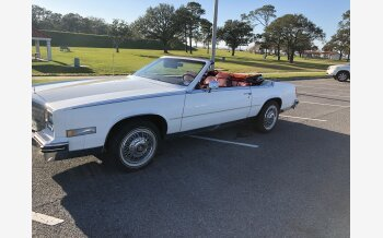 1985 Cadillac Eldorado Biarritz Convertible for sale 101424567