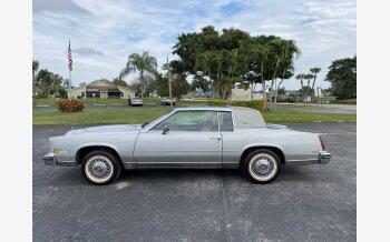 1985 Cadillac Eldorado Coupe for sale 101440900