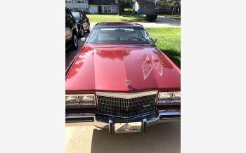 1985 Cadillac Eldorado Coupe for sale 101555228