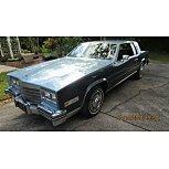 1985 Cadillac Eldorado for sale 101587348