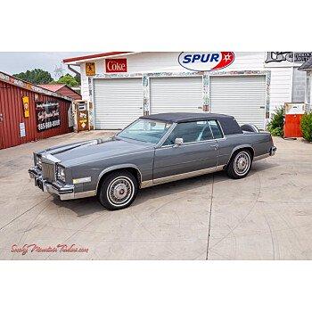 1985 Cadillac Eldorado Coupe for sale 101596365