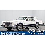 1985 Cadillac Eldorado for sale 101618083