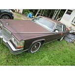 1985 Cadillac Fleetwood Brougham Coupe for sale 101606050
