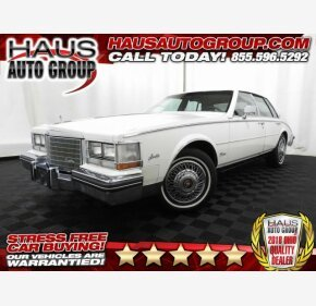 1985 Cadillac Seville for sale 101119937