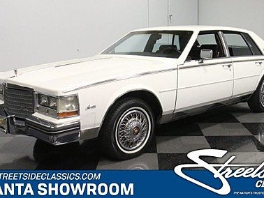 1985 Cadillac Seville for sale 101143142