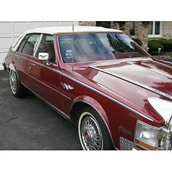 1985 Cadillac Seville for sale 101367561