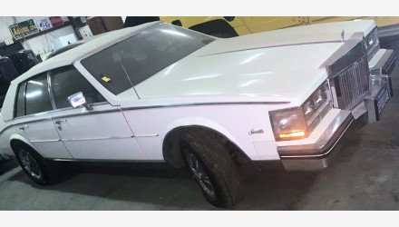 1985 Cadillac Seville for sale 101432194