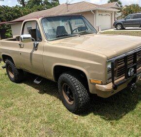 1985 Chevrolet Blazer 4WD for sale 101165461