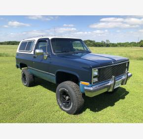 1985 Chevrolet Blazer 4WD for sale 101199933