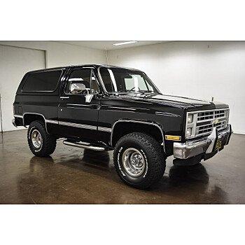 1985 Chevrolet Blazer 4WD for sale 101275347