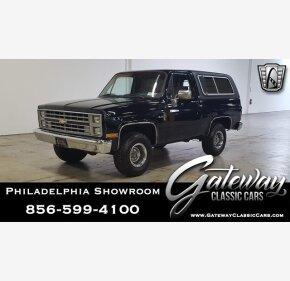 1985 Chevrolet Blazer for sale 101300930