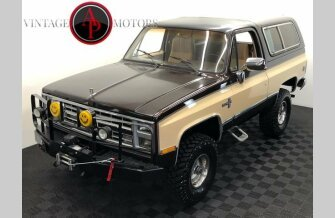 1985 Chevrolet Blazer for sale 101334052