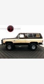 1985 Chevrolet Blazer for sale 101334052