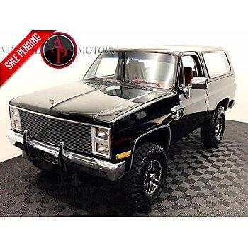 1985 Chevrolet Blazer for sale 101338077