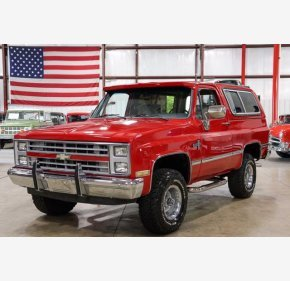 1985 Chevrolet Blazer for sale 101371322