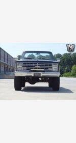 1985 Chevrolet Blazer for sale 101372560