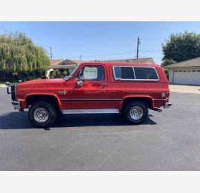 1985 Chevrolet Blazer for sale 101395504