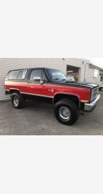 1985 Chevrolet Blazer for sale 101407227