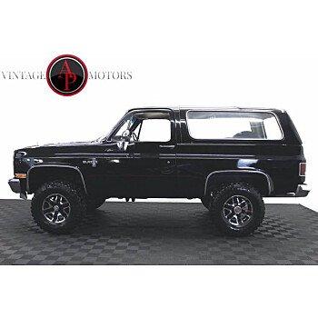 1985 Chevrolet Blazer for sale 101414679
