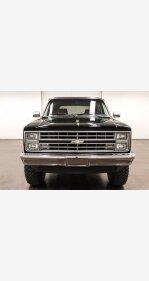 1985 Chevrolet Blazer for sale 101438268