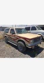 1985 Chevrolet Blazer for sale 101463902