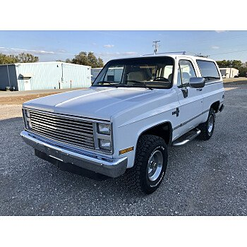 1985 Chevrolet Blazer 4WD for sale 101233425
