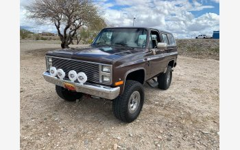 1985 Chevrolet Blazer 4WD for sale 101283989