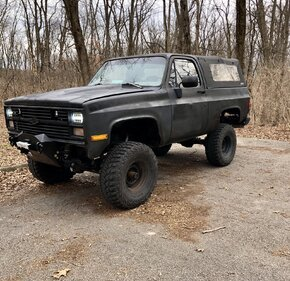 1985 Chevrolet Blazer 4WD for sale 101475869