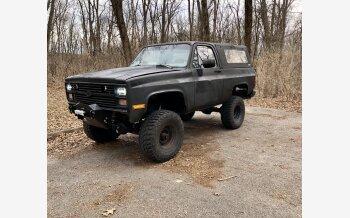1985 Chevrolet Blazer 4WD for sale 101475869