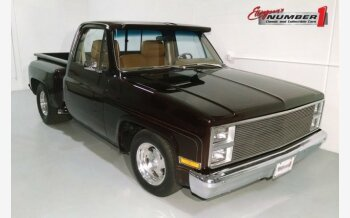 1985 Chevrolet C/K Truck 2WD Regular Cab 1500 for sale 100972809