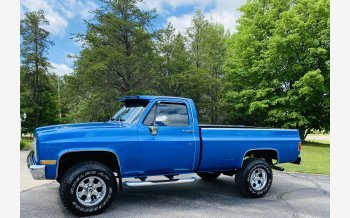 1985 Chevrolet C/K Truck 4x4 Regular Cab 1500 for sale 101346087
